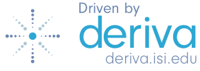 Logo of the DERIVA system
