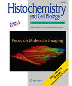 Georgas et al. publication in Histochem Cell Biol